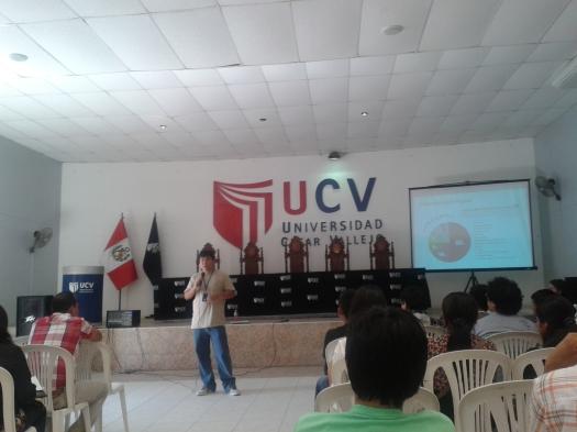 Conferencia SCRUM - UCV